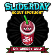 Sliderday drcherrygulp