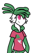 Radlynn as a radish by rickathecooperfan-daozun0