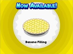 Unlocking banana filling