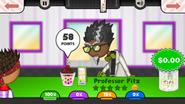 Angry Professor Fitz