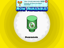 Guacamole (CTG)