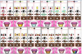 Quinn's Cupcakeria HD orders