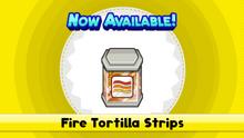 Fire Tortilla Strips TMTG