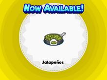 Jalapeños (THD)