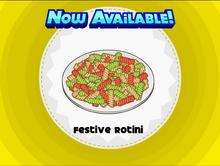 Papa's Pastaria - Festive Rotini