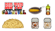 Taco Mia To Go! - Big Top Carnival Ingredients