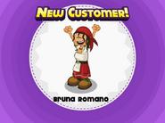 Bruna Romano in Papa's Pastaria