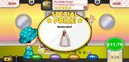 Papa's Scooperia To Go! Portallini Treat Prize