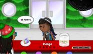 Angry Indigo