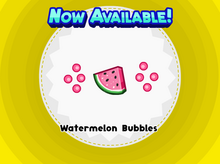 Watermelon Bubbles