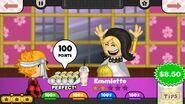 Emmlette Sushiria To Go! Perfect