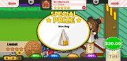Papa's Cheeseria To Go! Hot Hamwich Prize