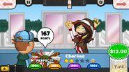 Perfect 71 Cherissa Wingeria To Go!