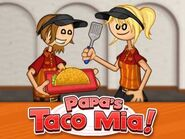 Papa's Taco MIa - MItch and Maggie