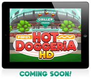 Papa's Hot Doggeria HD Teaser
