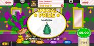 Special Prize - Tofu Tandoori