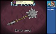 Battlemace!