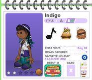Indigo Profile Style B