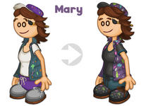 Mary Style B Cleanup