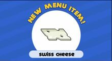 Unlocking swiss cheese