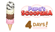 4 days to Scooperia