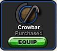 A9 Crowbar