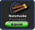 B6 Nunchucks