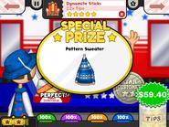 Dynamite Sticks Special Prize