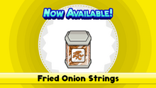 Fried Onion Strings TMTG