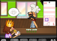 Papa Louie order