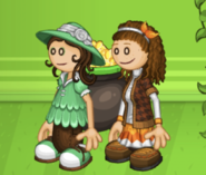 Sienna and Julep