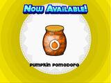 Pumpkin Pomodoro