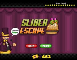 Mini Game - Silder Escape
