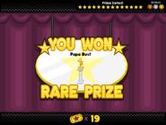 Papa's Bakeria - Papa's Raceway - Prize 16 (Gold)