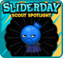 Sliderday bluebarry