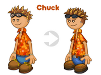 Chuck Cleanup