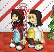 Cherissa and Emmlette