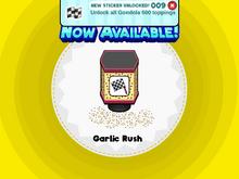 Garlic Rush PTG