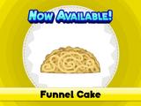 Funnel Cake Shell