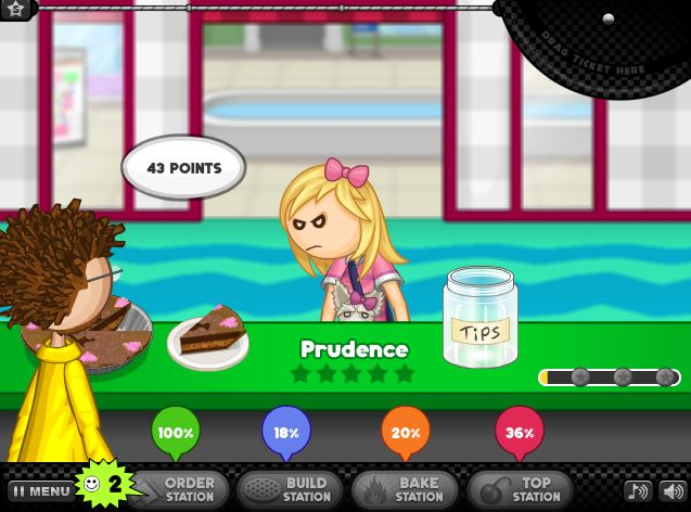 Bakeria's Angry Prudence