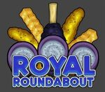 Papa's Wingeria To Go! Royal Roundabout Logo