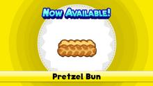 Pretzel Bun (HTG)