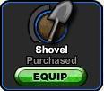 A3 Shovel
