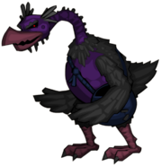 Darkfowl Transparent