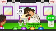 Angry Gino Romano