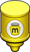 Mustard Transparent - CTG
