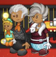 Crystal and Boopsy & Bill