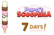 Launchdate - Scooperia (7 days)