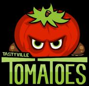 Tastyville Tomatoes - Logo