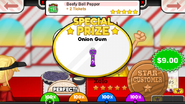 Special Prize - Beefy Bell Pepper (TG)